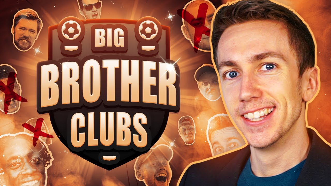Download THE PERFECT TEAM? ($15,000 BIG BROTHER CLUBS)