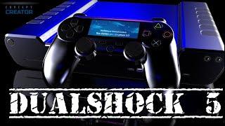 ¡¡¡BOOOOM ASÍ ES EL DUALSHOCK 5 EL NUEVO CONTROL DE PLAYSTATION 5!!! DISEÑO Y CARACTERÍSTICAS
