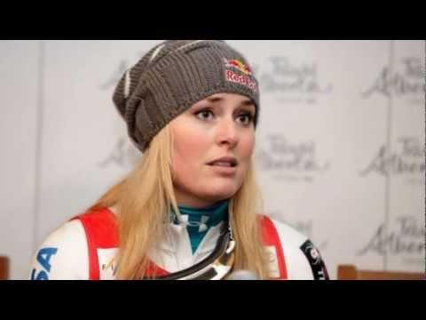 LINDSEY VONN CRUSH Und AUSZEIT - Vonn Nimmt Sich Eine Auszeit Vom Alpinen Ski-Weltcup