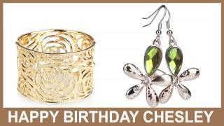 Chesley   Jewelry & Joyas - Happy Birthday