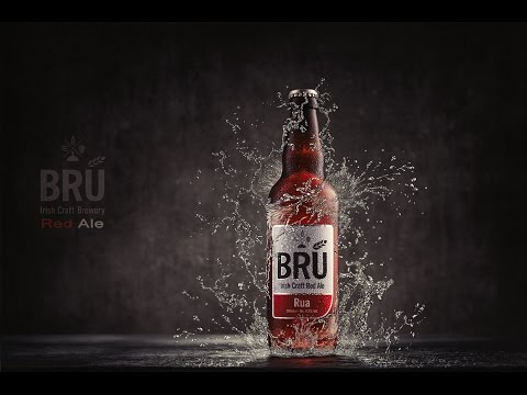 Beer Creative Retouching II Photoshop CC