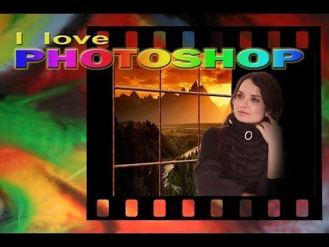 Photoshop tutorial italiano - Ritratto con sfondo ricreato. Parte 1