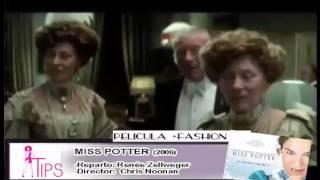 Miss Potter (2006 trailer) y Video mas fashion Superwoman TipsTV 8-3-14 parte 4