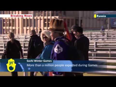 Sochi Winter Olympics Opening Ceremony: Security on high alert amid Islamist terror threat