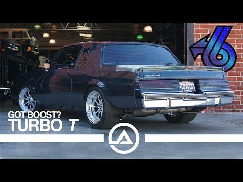 1987 Buick Regal Turbo T   465 Whp   Got Boost??