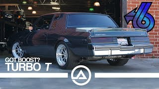 1987 Buick Regal Turbo T | 465 whp | Got Boost??