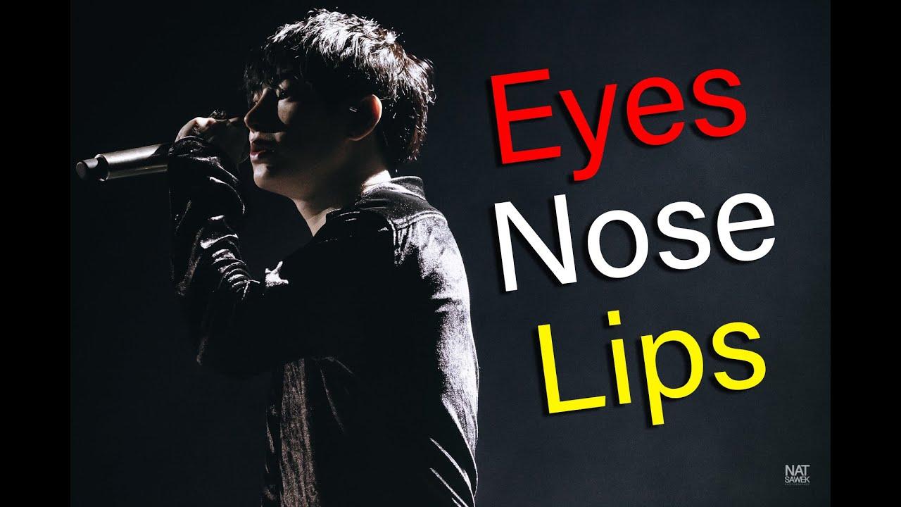 Eyes Nose Lips - Peck palitchoke @PALITLOVEinSPACE 08042019