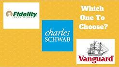Fidelity, Schwab, Vanguard - Which is Best?