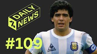 RIP Diego Armando Maradona