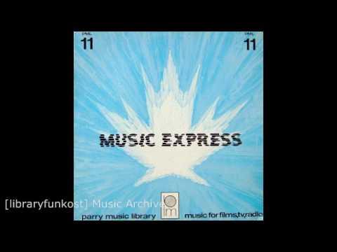 Paul Zaza - Flutey Boogie (Parry - PML 011 - Music Express)