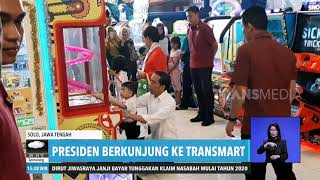 Presiden Kunjungi Mall Bersama Cucu | REDAKSI SORE (28/12/19)
