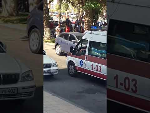 Стрельба раздалась в центре Еревана