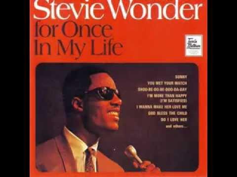 Stevie Wonder - I'm More Than Happy (I'm Satisfied)