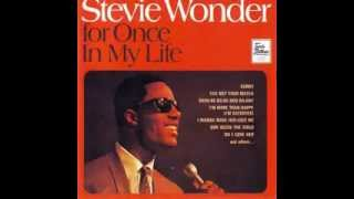 Stevie Wonder - I'm More Than Happy (I'm Satisfied)