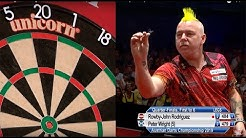 Rodriguez v Wright - Quarter-Final - 2019 Austrian Darts Championship