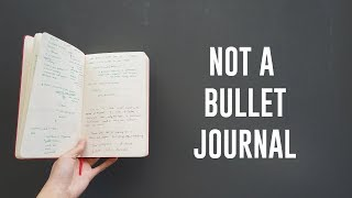 HOW I JOURNAL + PLAN: A Realistic Approach