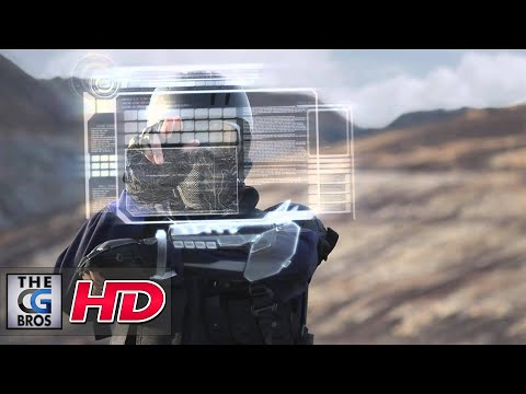 "CGI VFX Breakdowns : Futuristic Short Film ""Project Shell"" by - Blow Studio 