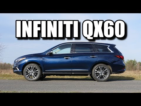 Infiniti QX60 - Final Farewell (ENG) - Test Drive and Review