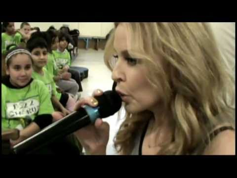 Kylie Minogue & PS22 Chorus
