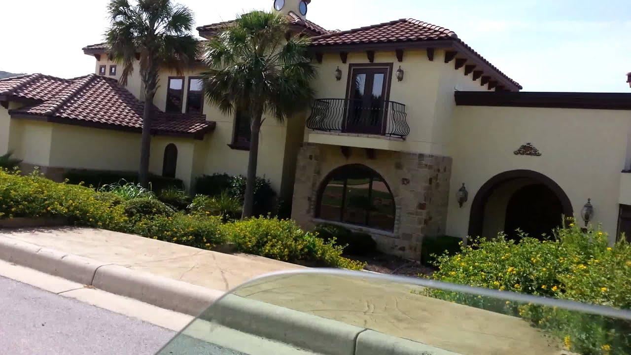 The Dominion San Antonio >> Manu Ginobili's House - YouTube