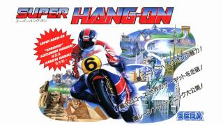 Super Hang-On - Sprinter (K.Hayashi, K.Namiki) [Arcade]