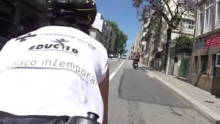 1ª Patinada pelas ruas do Porto (2014.06.22)