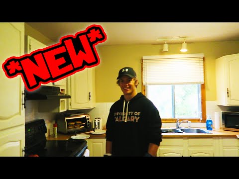 NEW UNIVERSITY HOUSE TOUR!!