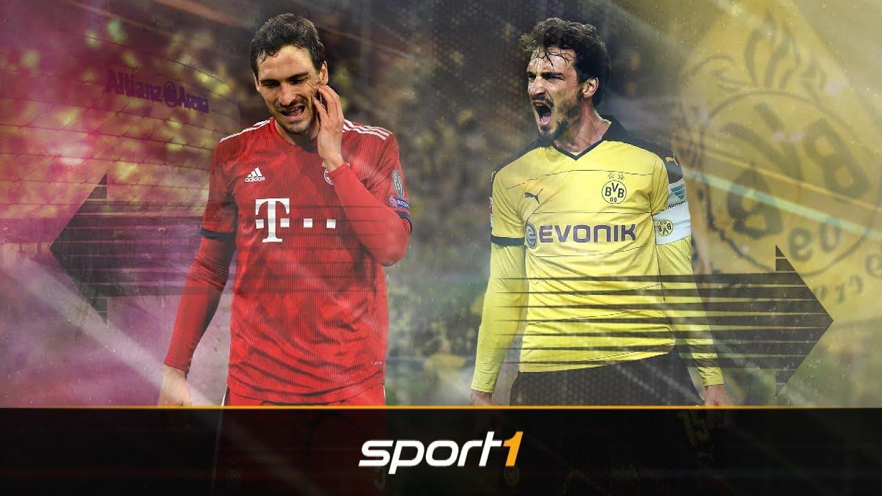 Mats Hummels vor Rückkehr zu Borussia Dortmund? | SPORT1 - TRANSFERMARKT