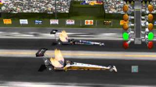 IHRA DRAG RACING GAME TOP FUEL