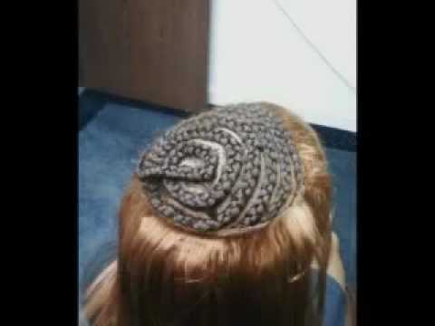 How to do a full sew in weave tutorial youtube ccuart Gallery