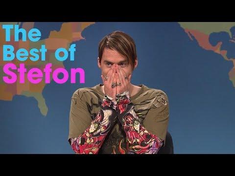 The Best of SNL's Stefon