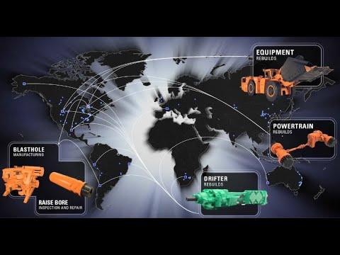 Hard Rock Mining Equipment   Komatsu