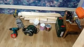 как сделать деревянную лестницу для двухярусной кровати своими руками