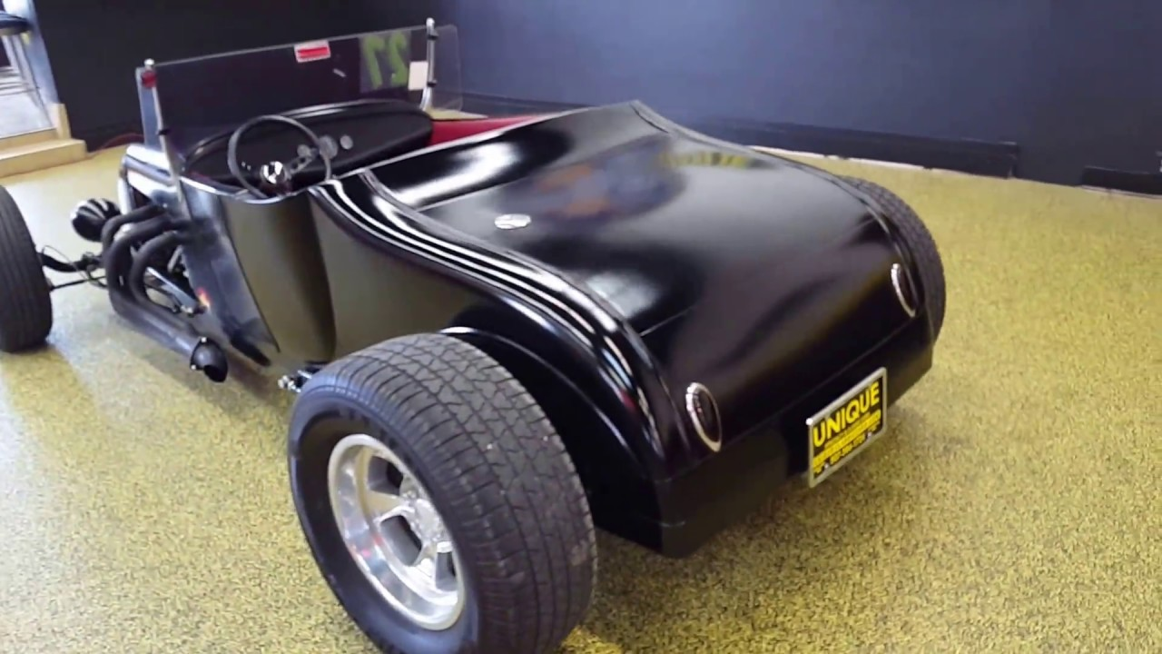 1927 Ford Model T Street rod for sale - YouTube