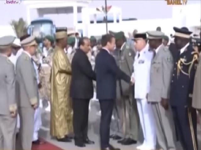 موريتانيا تتسلم قيادة قوة مجموعة دول الساحل | قناة الساحل