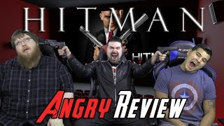 Hitman: Agent 47 Angry Movie Review