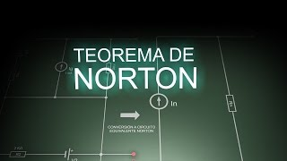 Teorema de Norton - Circuito equivalente Norton