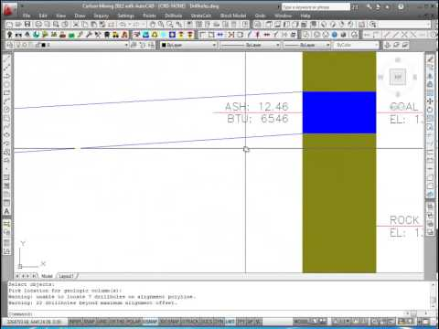 Draw Geologic Columns