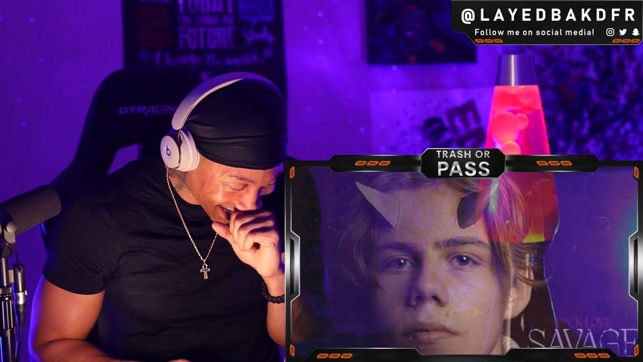 TRASH or PASS! The Kid LAROI ( ALWAYS DO )  F*CK LOVE EP [REACTION!!!]