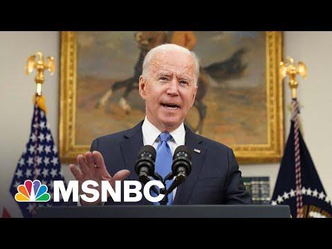 What's On Biden's Summer To-Do List? | MSNBC