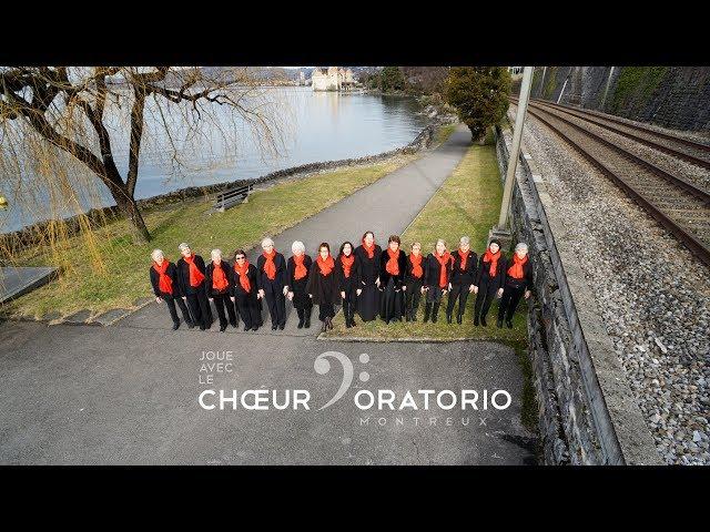Joue avec le Chœur d'Oratorio de Montreux - Prise 2 avec les alti
