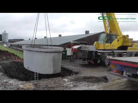 Water Storage Tanks | Water Tanks Ireland | Carlow Tanks