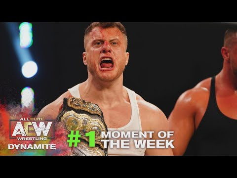 What the Hell Did MJF do to Jon Moxley? | AEW Dynamite, 9/2/20