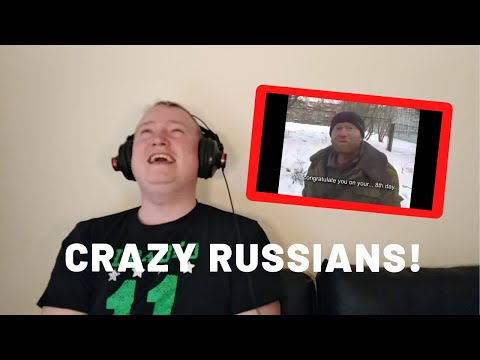 CRAZY RUSSIAN COMPILATION #1 (ENG SUBS) - Reaction!