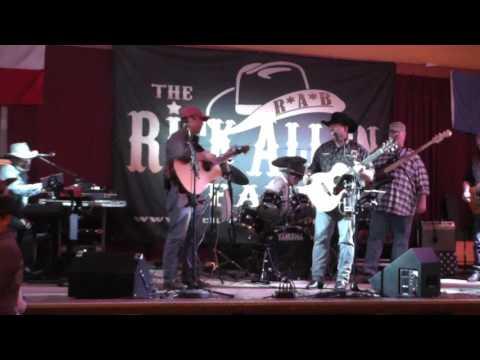 Rick Allen Band live im Bierleinsaal 30.12.2016 - Geburtstag von Theo