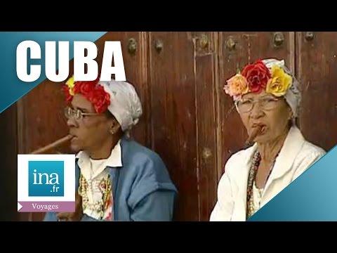 Cuba : succès du tourisme | Archive INA