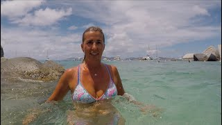#adventure #exploringthecaves Getting LOST in the CAVES. BOATING LIFE. Sailing Ocean Fox Ep 56