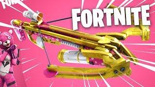 BRAND NEW CROSSBOW & SKINS in Fortnite! | NEW Update!