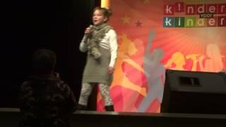 NINA KVK SONGFESTIVAL BOEKENWURM