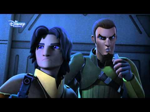 youtube filmek - Star Wars Lázadók - 13. rész előzetes. Csak a Disney Csatornán!